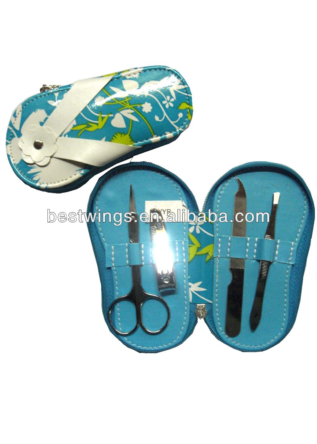 pcs Shoes Shape Manicure Set
