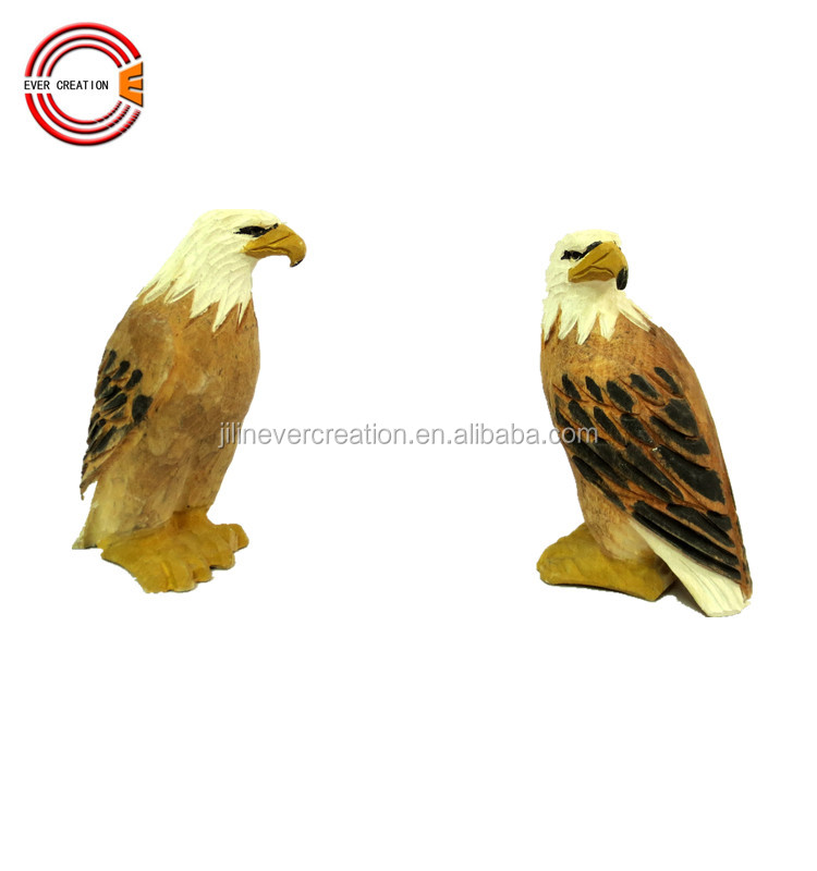new arrival wooden craft eagle