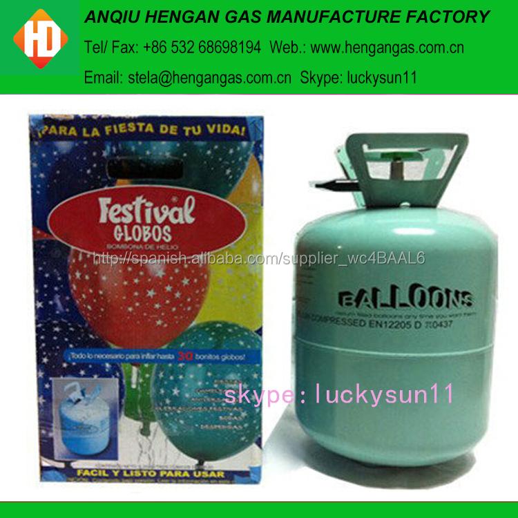 Globo de helio gas precio suministros de fiestas y eventos - Gas helio para globos precio ...