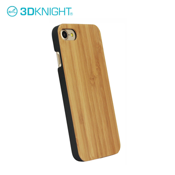 Super Luxury real bamboo phone case,phone cover for iphone 7