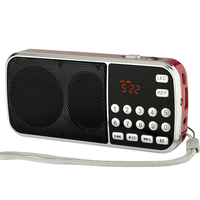 portable mini speaker TF card hifi sound system bass speakers