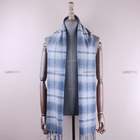 100% Cashmere Wool Men'S Fashion Scarf Scarves For Men