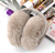 Wholesale soft plush winter ear muff for girl and lady