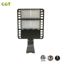 Type 3 4 5 Area Light Shoebox LED Parking lot street light with ETL DLC