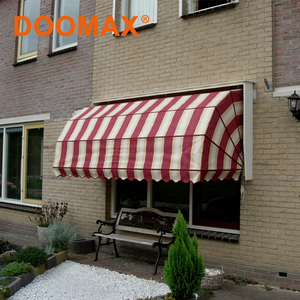 #F200 French Style Wood Window Awnings