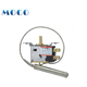 Made in China high quality electric WPF style refrigerator thermostat