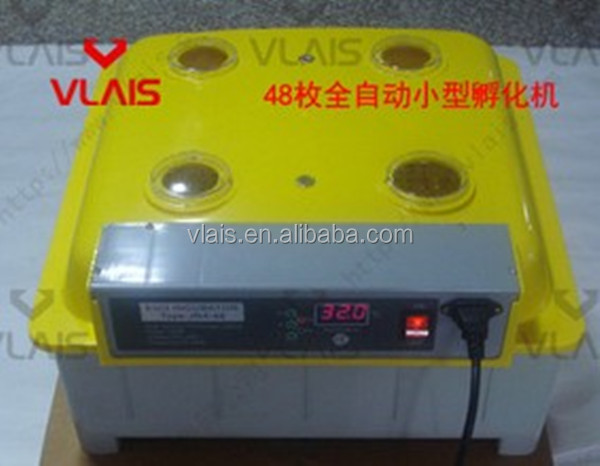 Small eggs Automatic chicken, 48 eggs poultry incubator hatching machine for sale, cheaper egg incubator