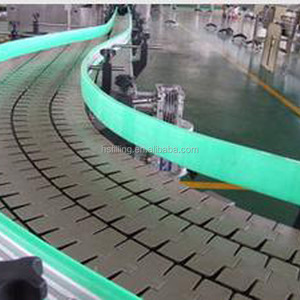 High Quality Bottle Conveyor System For Water Filling Line
