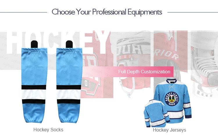 Cheap Custom Design Youth Ice Hockey Socks Canada Buy Ice Hockey