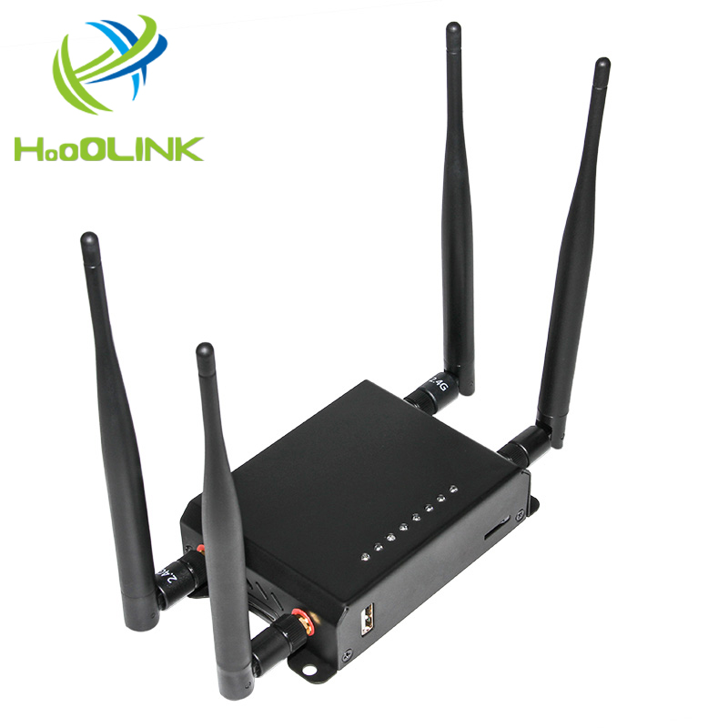 Factory Outlet High quality openwrt 4g dual sim router