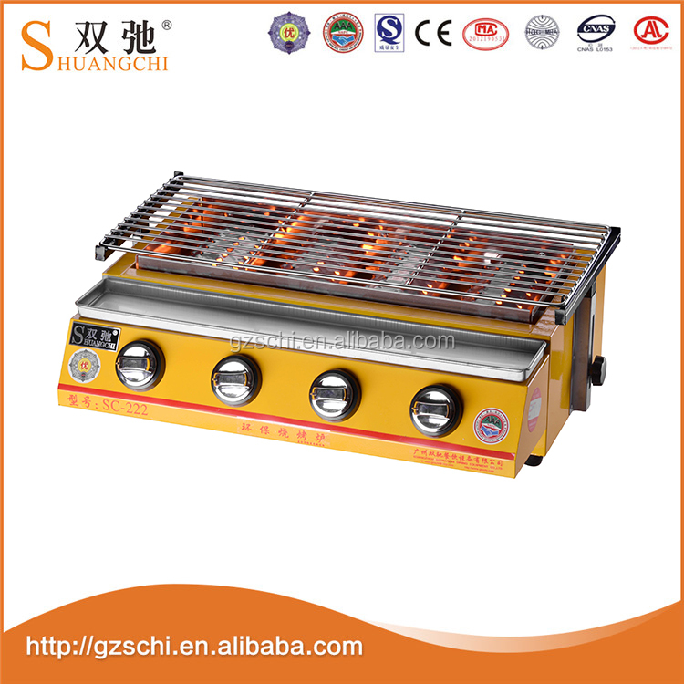 SC-222 New style automatic round gas grill burner