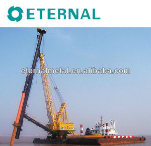 Hydraulic cylinder for pile driving barge,Cable machines ZLP047