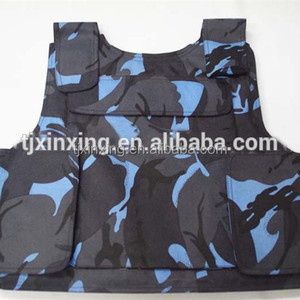 NIJ IIIA ak47 military used body armor bulletproof vest