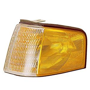 1988-1994 Ford Tempo & Mercury Topaz Corner Park Lamp Turn Signal Marker Light Left Driver Side (1988 88 1989 89 1990 90 1991 91 1992 92 1993 93 1994 94)
