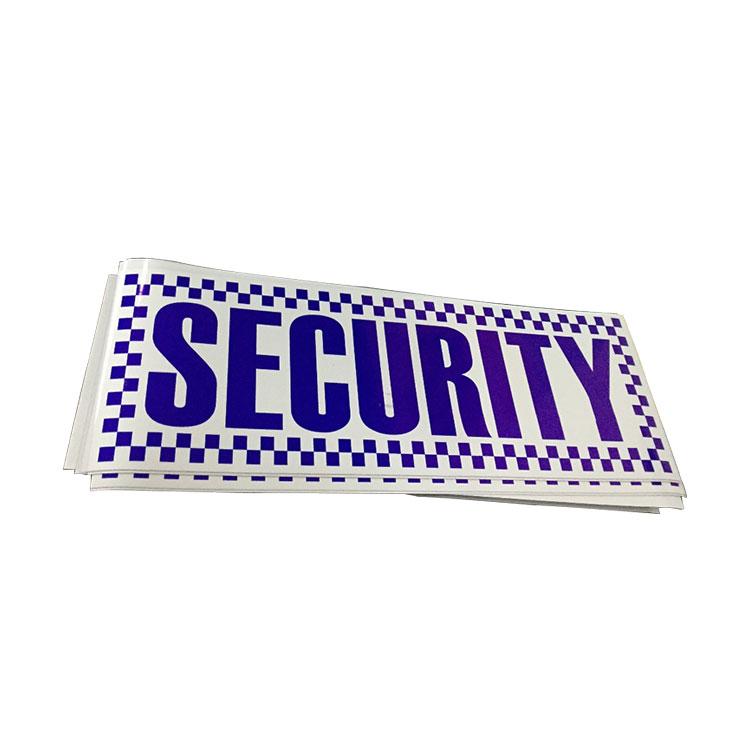 Car decoration pvc vinyl sticker removable protectors magnetic political car trump bumper sticker