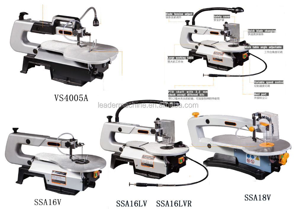 Ssa16lvr ce table scroll saw buy multifunction scroll sawcutting ssa16lvr ce table scroll saw keyboard keysfo Image collections