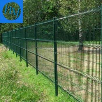 Backyard Metal Fence V Mesh Garden Fencing Ireland