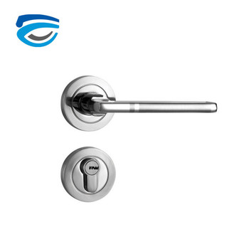 2 Inch Backset Door Handle Lock With Handle For Separate Lock - Buy ...