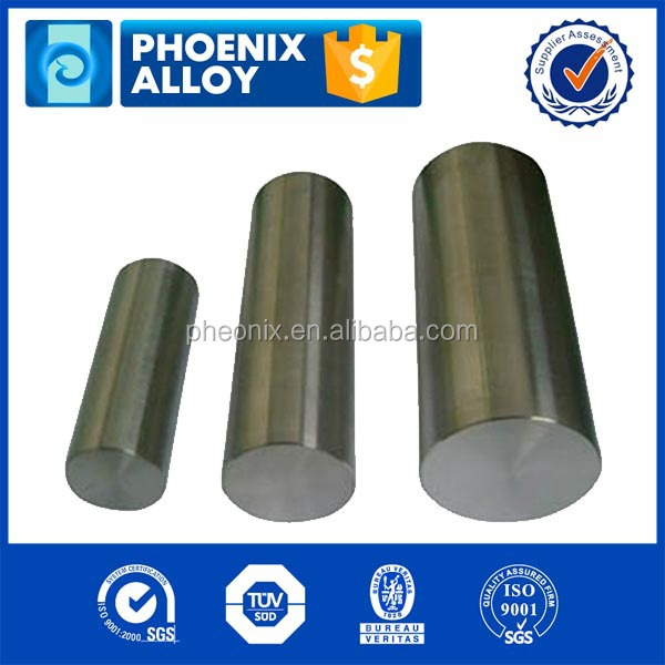 Nickel and nickel alloy N08800/INCOLOY alloy 800 Bar & Rod