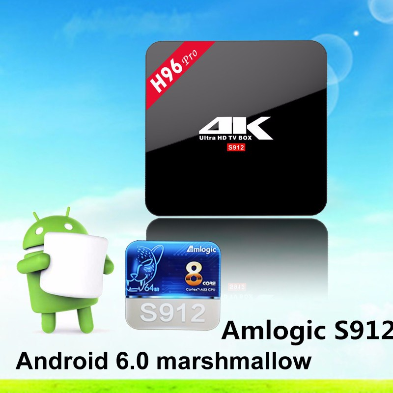 S912 Images, Amlogic S912 and Amlogic S905X Processor Specifications
