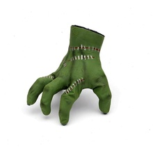Funtime Sache Angriff Der Grün Krabbeln Hand Lustige Latex <span class=keywords><strong>Handschuhe</strong></span>