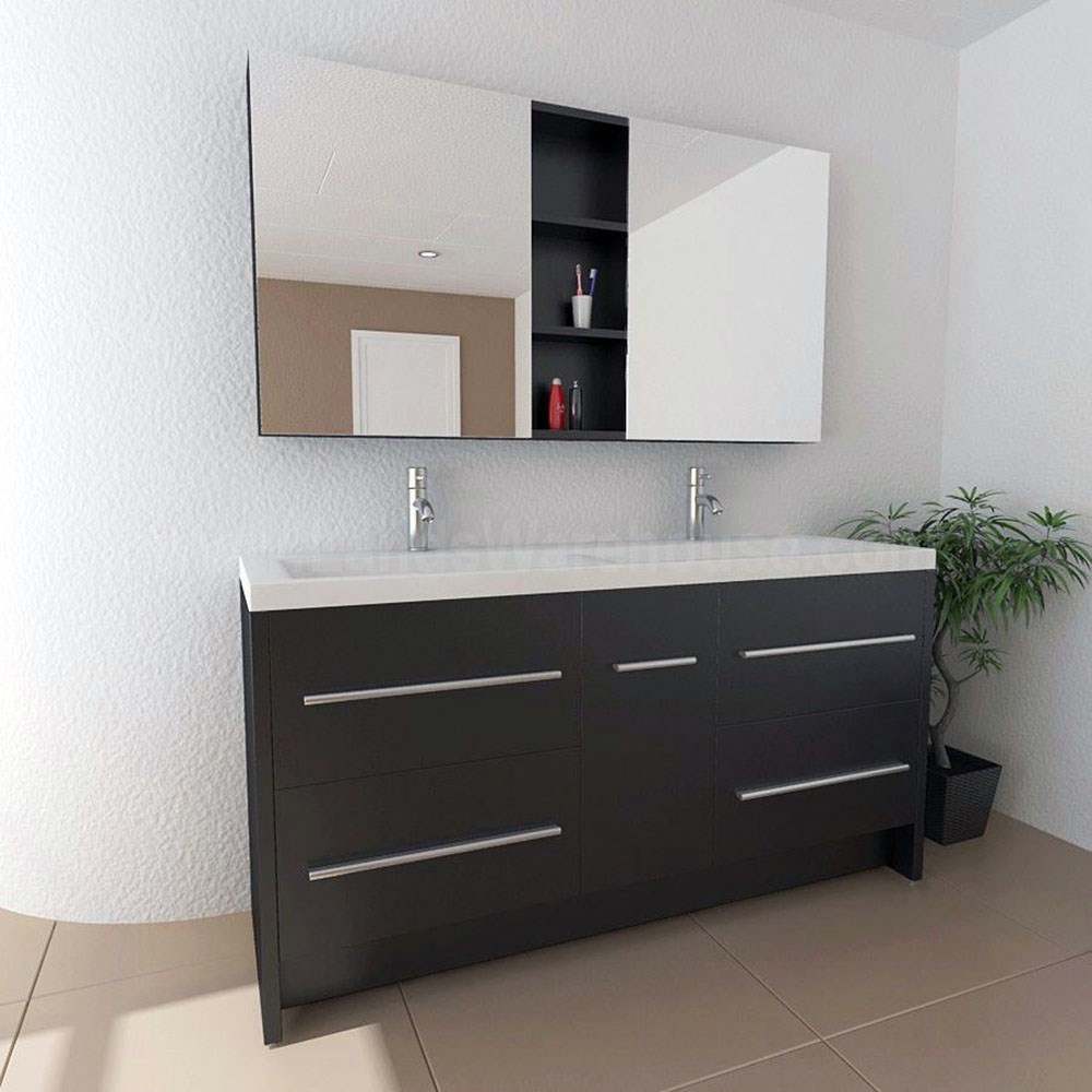 . Whosale factory price china cheap acrylic bathroom vanity cabinet furniture  set  View acrylic bathroom set  Axcellent Product Details from Foshan