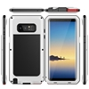 360 degree anti-fall rugged shockproof new waterproof cell phone cases for samsung galaxy note 8 rugged water proof cover