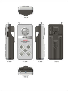 XIBOMAN Attractive price  FM Radio with Speaker for all country market
