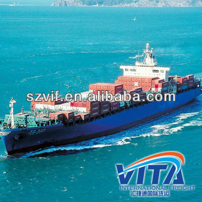 cheap ocean freight rates from ZHONGSHAN china to Bandar abbas --Susan