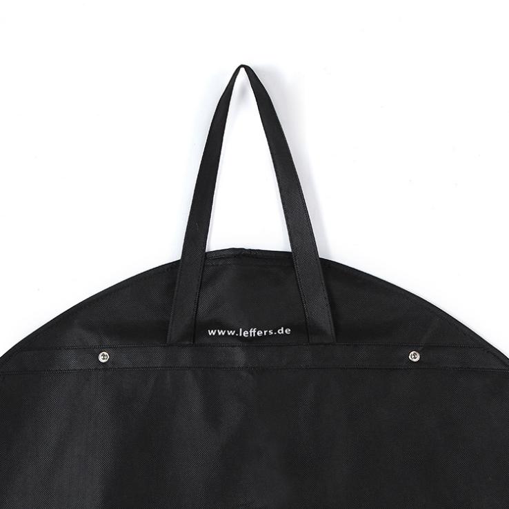 China Wholesale eco reusable non woven garment bag
