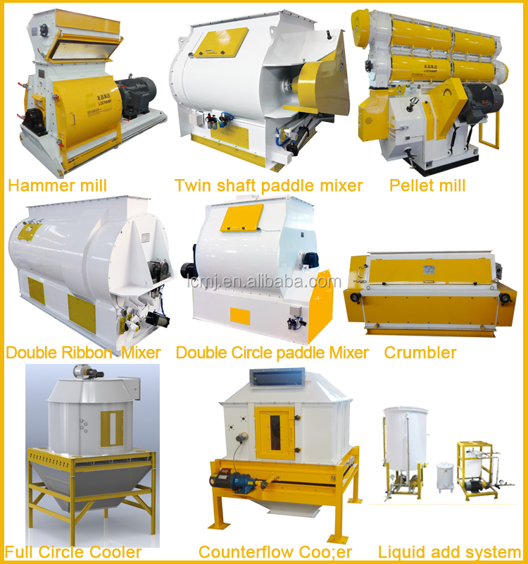 Professional Engineer Design Animals Feed Mills for sale for Animal Feed Industry Plant