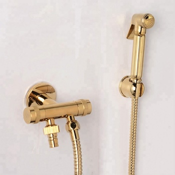 Strange Fapully Golden Brass Toilet Bidet Shower Head Nozzle Showerhead Shattaf Spray Bathroom Sprayer Handheld Bidet Faucet Buy Bidet Shattaf Handheld Gmtry Best Dining Table And Chair Ideas Images Gmtryco