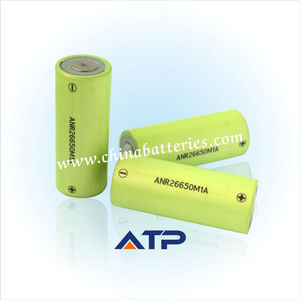Genuine lifepo4 a123 anr26650 2300mah battery / 12v lithium car starter battery