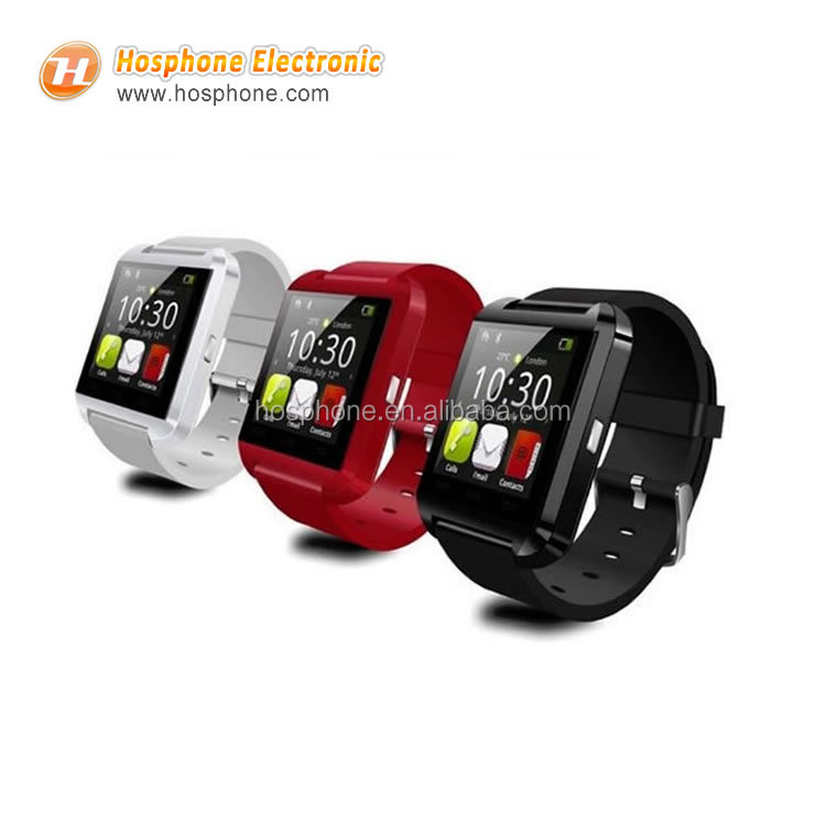 2019 EBAY WISH Top Sell U8 Smart Watch For Apple iPhone IOS