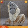 High Quality Plaza Outdoor Stone Buddha Figure Statue