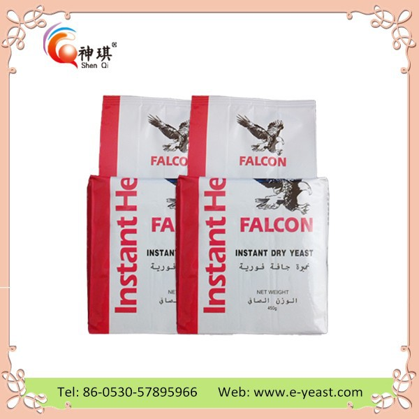 Year 2014 hot sell instant dry yeast formaking cakes