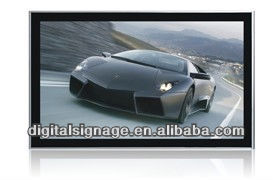 "32"" LED Indoor Advertising 3g audio video player"