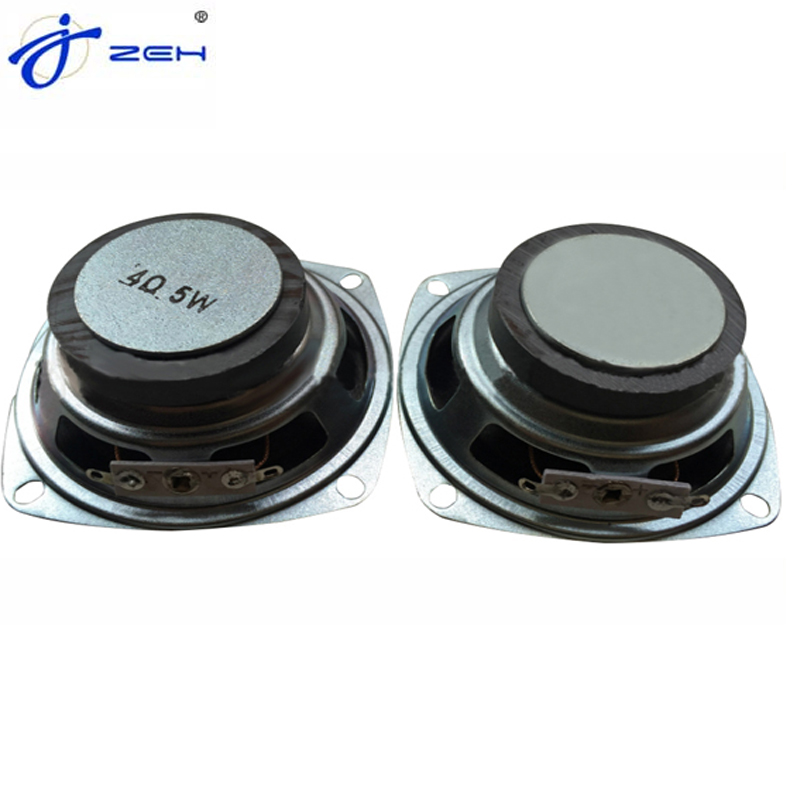 High quality electronic parts 2inch 3inch 4inch 5inch speaker 8ohm 5w 10w audio speaker parts