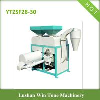 Small Scale corn peeling/ grits/flour milling machine