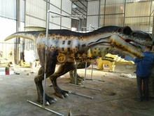 Mascot 4.5m long robotic walking with dinosaur suit