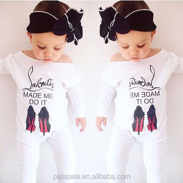 Print Infants & Toddlers Clothing Fashion Baby Clothes/ Baby rompers