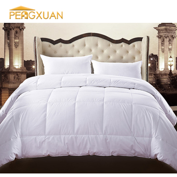 Queen Size and 100%Cotton Material white Polyester fiber bedding duvet set