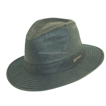Adulti deluxe fedora Indiana Jones intemperie cotone cappello fedora qhat-  2289 57ba9693d51a