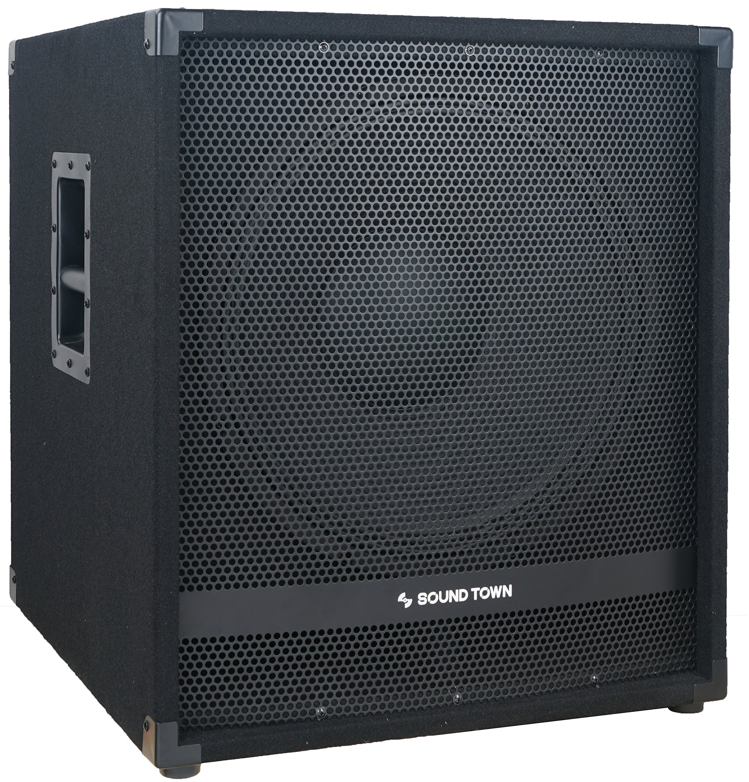 "Sound Town METIS Series 800W 15"" Powered Subwoofer with DSP (METIS-15SPW)"