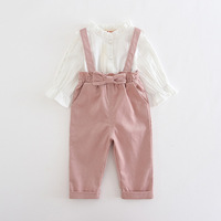 Bulk wholesale custom design high quality organic trendy baby clothes with reasonable price