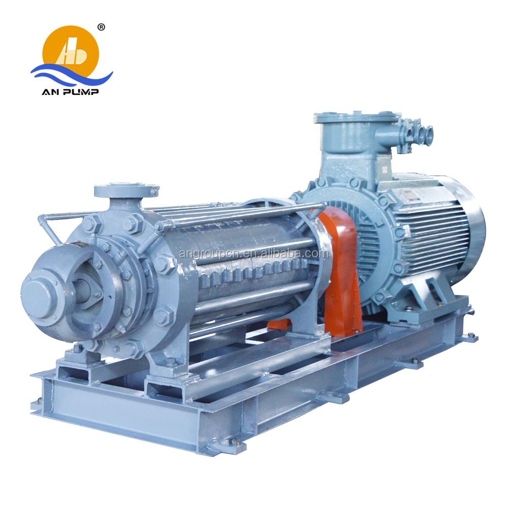 Hot Water Horizontal Boiler Feed Multistage Centrifugal Pump Pompa Balon Elektrik Listrik Electric C