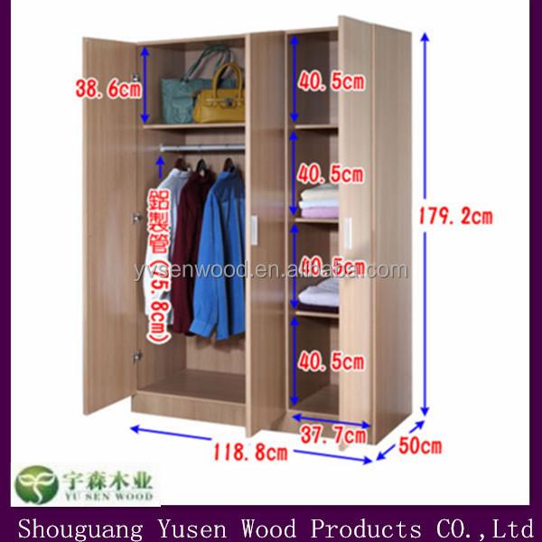 Simple Bedroom Wardrobe Design 2015 simple practical bedroom wardrobe cabinet/ living room