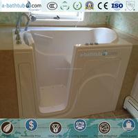 Best quality Walk in bath tub for the elderly