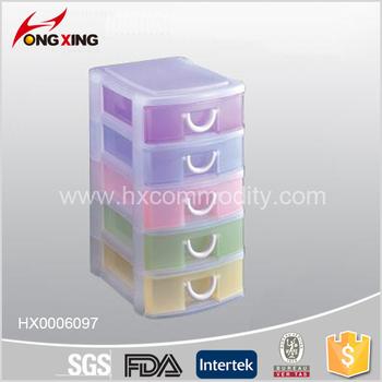 Plastic Mini Storage Cabinet