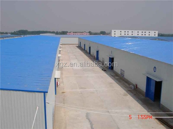 prefabricated light steel building truss